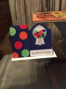 Cute gumboil card!