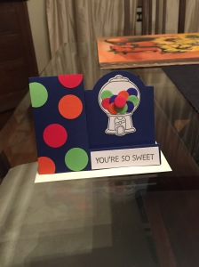 Cute gumboil card!